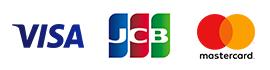 VISA JCB mastercard